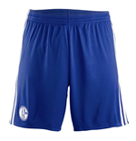 Shorts Schalke 04 2017-2018 Away (Blau)