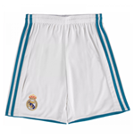 Shorts Real Madrid 2017-2018 Home (Weiss)