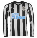 Longsleeve Trikot Newcastle 2017-2018 Home