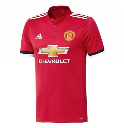 Trikot 2017 18 Manchester United Fc 2017 2018 Home F 252 R Nur