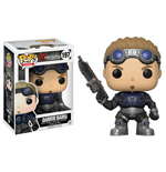 Gears of War POP! Games Vinyl Figur Damon Baird 9 cm