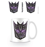 Transformers The Last Knight Tasse Decepticon Logo
