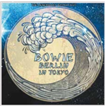 Vinyl David Bowie - Berlin In Tokyo - The Legendary Brodcast - Clear Vinyl