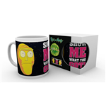 Tasse Rick and Morty 267865