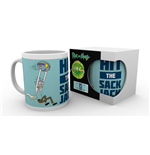 Tasse Rick and Morty 267870