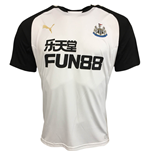 T-Shirt Newcastle United 2017-2018 (Weiss)