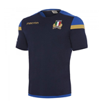 T-Shirt Italien Rugby 2017-2018