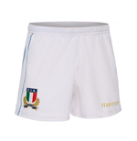 Shorts Italien Rugby 2017-2018 Home (Weiss)