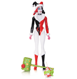 DC Comics Designer Actionfigur Holiday Harley Quinn by Amanda Conner 17 cm