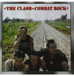 Vinyl Clash (The) - Combat Rock