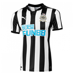 Trikot 2017/18  Newcastle 2017-2018 Home Authentic