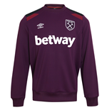 Sweatshirt West Ham United 2017-2018 (Winter Bloom)