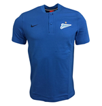 Polohemd Zenit 2017-2018 Nike Authentic Grand Slam  (Dunkelblau)