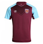 Trikot 2017/18  West Ham United 2017-2018 Home Kinder