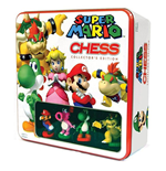 Super Mario Schachspiel Tin Box