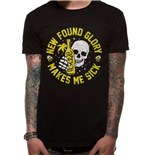 T-Shirt New Found Glory  269653