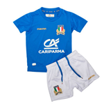 Trikot Italien Rugby 2017-2018 Home