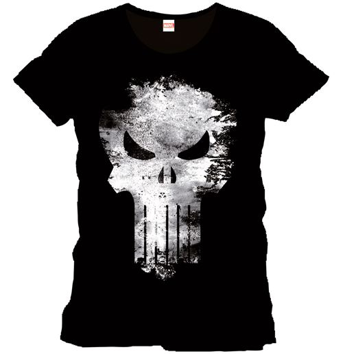 T-Shirt The punisher Logo