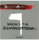 "Vinyl Depeche Mode - Where'S The Revolution (2x12"")"