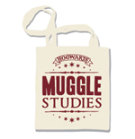 Harry Potter Tragetasche Muggle Studies