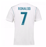 Trikot 2017/18  Real Madrid 2017-2018 Home (Ronaldo 7) Kinder