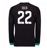 Trikot 2017/18  Real Madrid 2017-2018 Away (Isco 22) Kinder