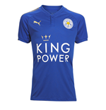 Trikot 2017/18  Leicester City F.C. 2017-2018 Home Kinder