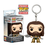 Justice League Movie Pocket POP! Vinyl Schlüsselanhänger Aquaman 4 cm