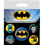 Brosche Batman 270795