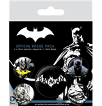 Brosche Batman 270815