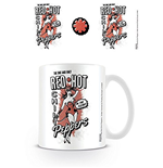 Tasse Red Hot Chili Peppers 271120