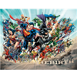 Poster Superhelden DC Comics 271572
