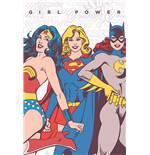 Poster Superhelden DC Comics 271575