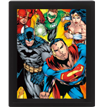 Poster Superhelden DC Comics 271577