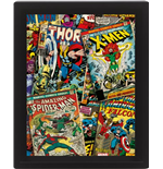 Poster Marvel Superheroes 271615