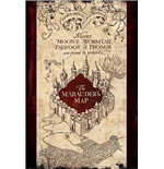 Poster Harry Potter - The Maracauders Map - Grosse: 61 x 91,5 cm.