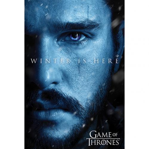 Poster Game of Thrones 9 Game of Thrones) Jon Snow