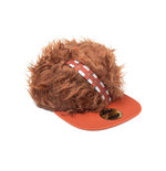 Star Wars Snapback Cap Chewbacca Fur & Patch Artwork