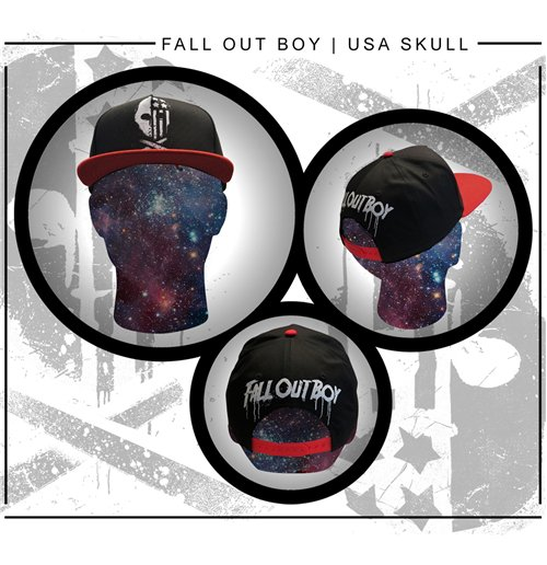 Kappe Fall Out Boy  272030