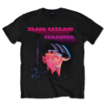 T-Shirt Black Sabbath  272034