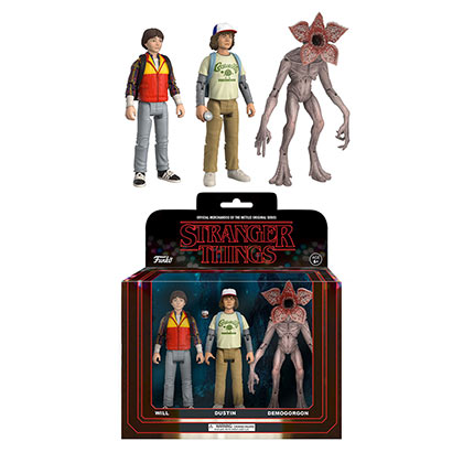 Actionfigur Stranger Things