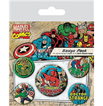Brosche Marvel Superheroes 272343