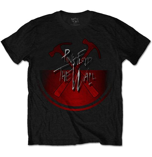 T-Shirt Pink Floyd the Wall Oversized Hammers.
