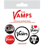 Brosche The Vamps 272538