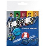 Brosche Thunderbirds 272555