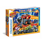 Puzzle Blaze and the Monster Machines 272608