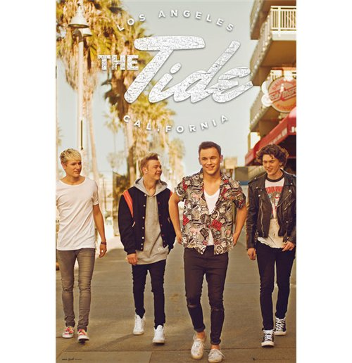 Poster The Tide 272622
