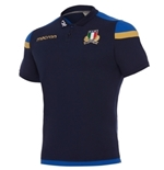 Polohemd Italien Rugby