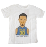 T-Shirt Stephen Curry 272727
