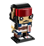 LEGO® BrickHeadz Pirates of the Caribbean Salazars Rache Captain Jack Sparrow